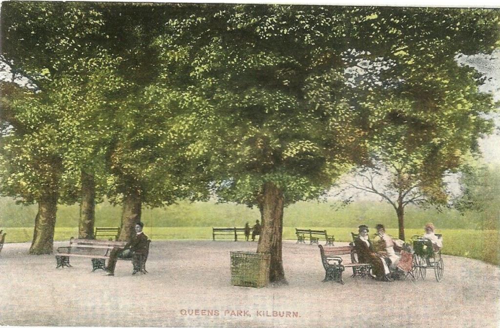 Festival Kilburn Grange Park 2020